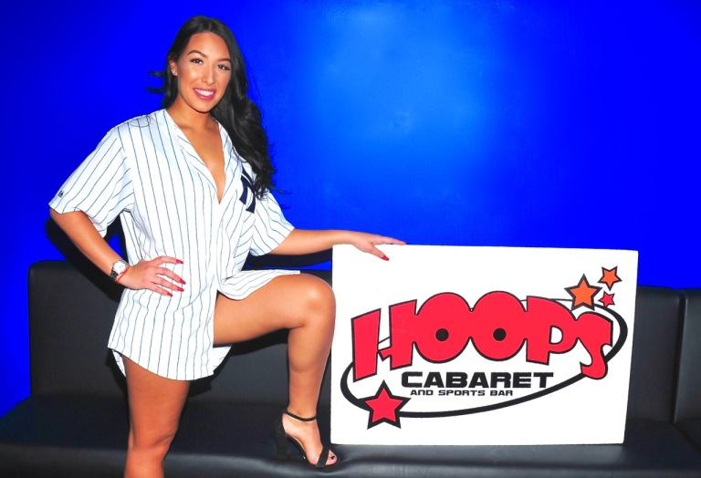HOOPS CABARET AND SPORTS BAR!
