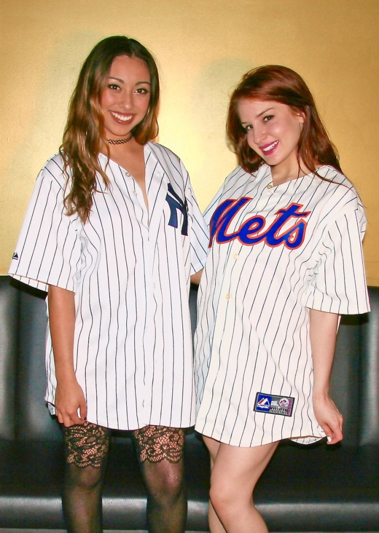 Emily & Nikki Baseball 21